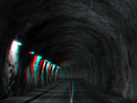 Tunnel (donker)
